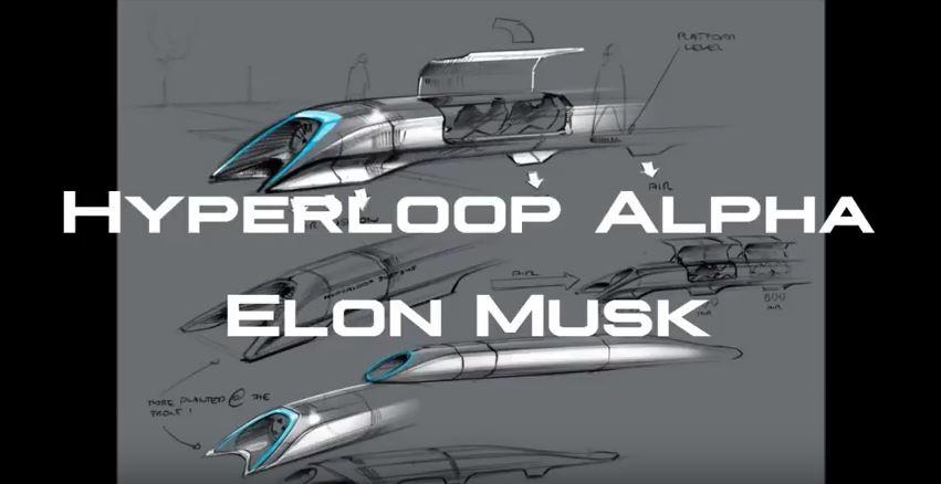 ระบบขนส่งไฮเปอร์ลูป#2 การออกแบบและหลักการทำงานของไฮเปอร์ลูปใน Hyperloop Alpha