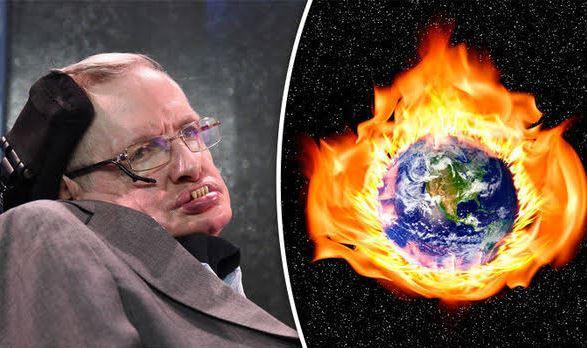 คำเตือนของสตีเฟน ฮอว์คิง#2 การเปลี่ยนแปลงสภาพภูมิอากาศจะทำให้โลกเป็นดาวเคราะห์ร้อนเหมือนดาวศุกร์