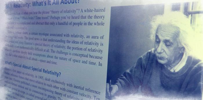 กำเนิดและวิวัฒนาการของจักรวาล#7 ทฤษฎีสัมพัทธภาพพิเศษของไอน์สไตน์ตอนที่ 2 Einstein's Thought Experiments