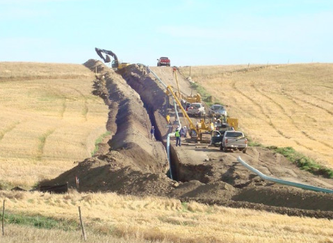 แม่น้ำเจ้าพระยา หนทางแก้อีสานแล้ง#2 ขั้นตอนการก่อสร้างท่อขนส่งน้ำ