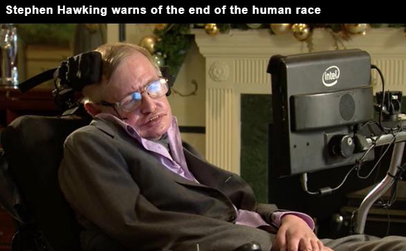 คำเตือนของสตีเฟน ฮอว์คิง#4 จุดจบของมนุษย์บนโลกใกล้มาถึง ให้รีบเตรียมอพยพไปดาวเคราะห์ดวงอื่น