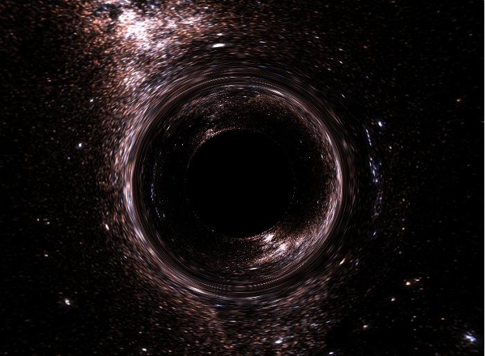 กำเนิดและวิวัฒนาการของจักรวาล#30 หลุมดำ