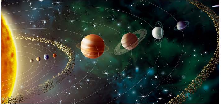 กำเนิดและวิวัฒนาการของจักรวาล#29 ระบบสุริยะ