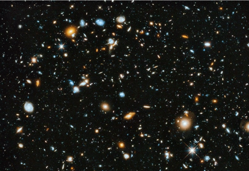 กำเนิดและวิวัฒนาการของจักรวาล#39 จักรวาลมีขนาดใหญ่แค่ไหน?